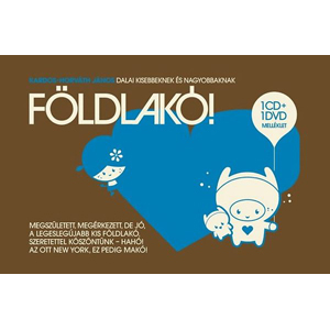 <b><font color=&quot;#015BB7&quot;>FÖLDLAKÓ DVD+CD</font></b>